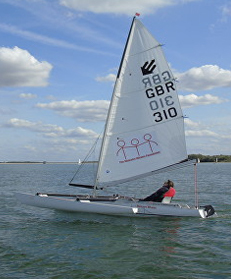 The Malcolm Whales Sailability Boat