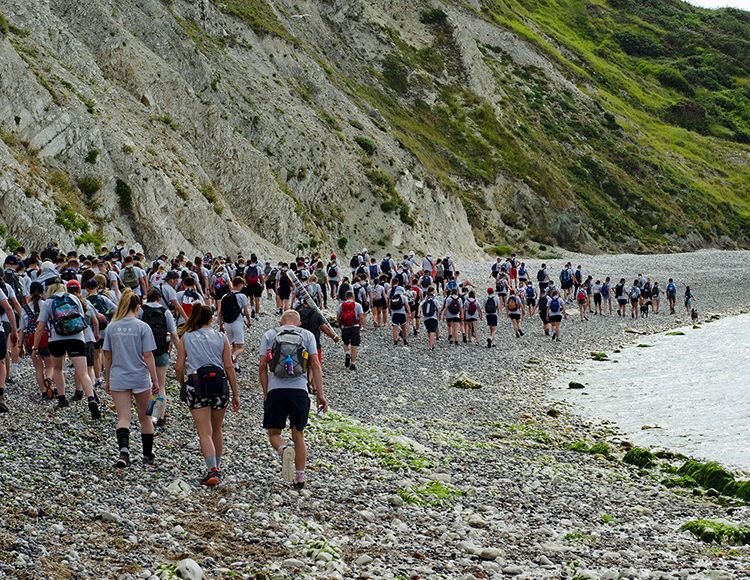 Hundreds are set to take part in the Dorset Walk (July 2017)
