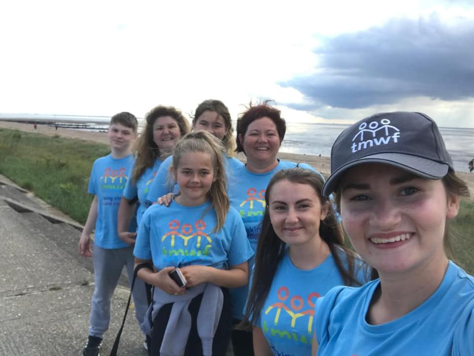 Non-Dorset Walk raises over £20,000 for TMWF (July 2020)