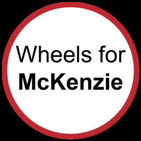 Wheels for McKenzie
