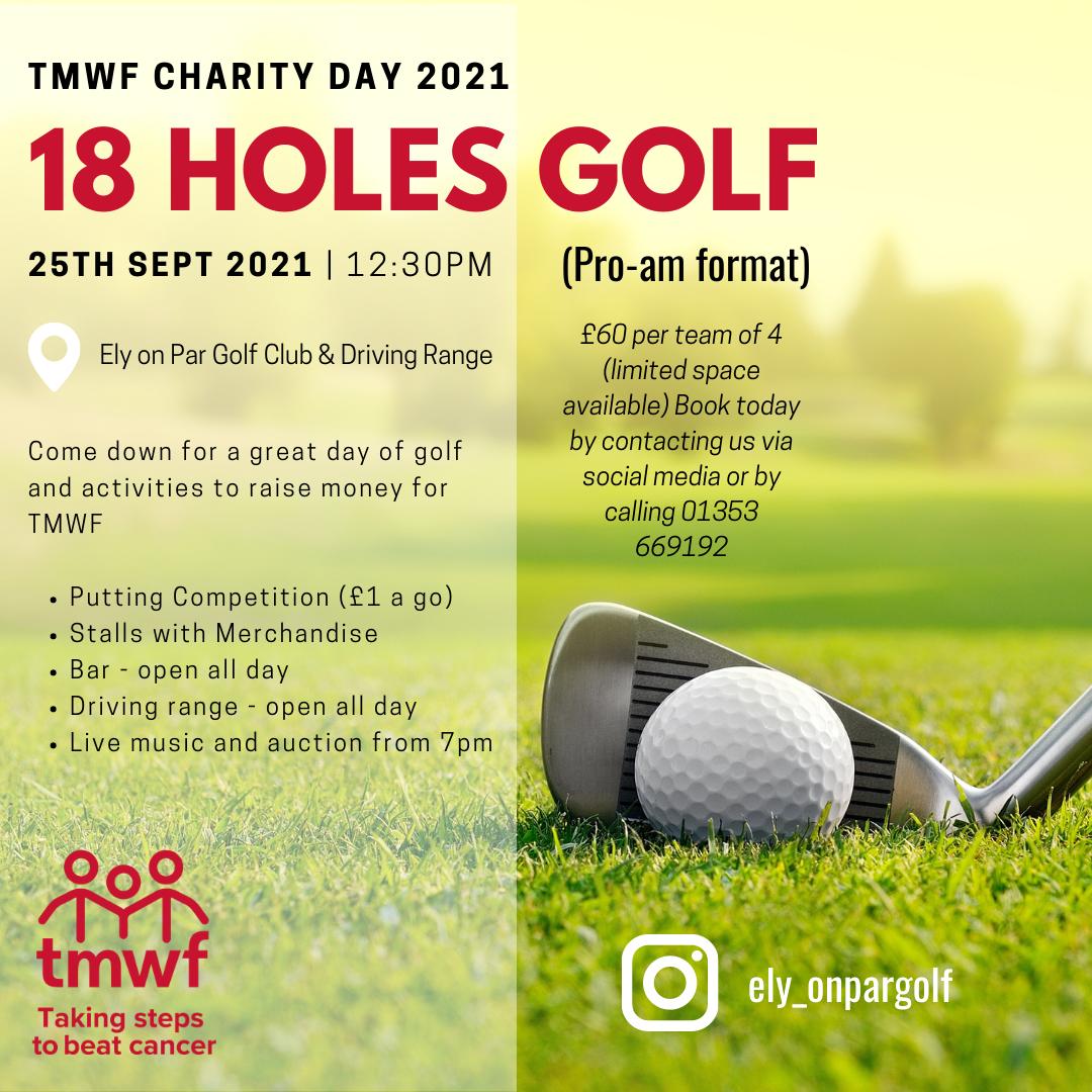 TMWF Charity Day 2021